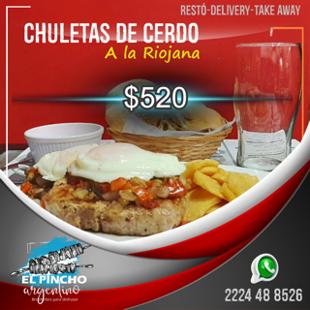 El Pincho Argentino